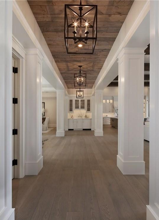 New Home Hallway